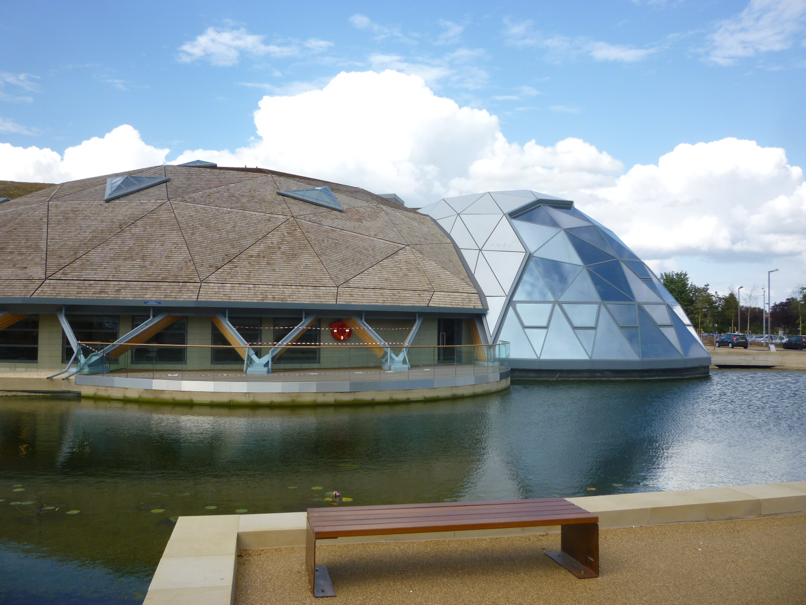Scunthorpe – The Pods Leisure Centre (2011)