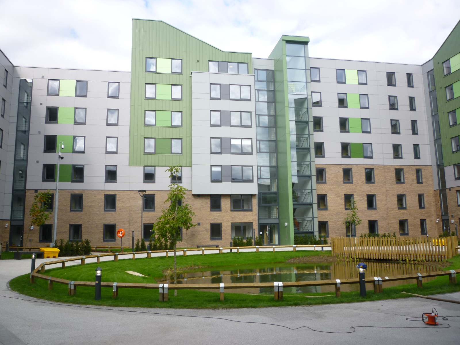Bradford – Listerhills Student Village (2011)