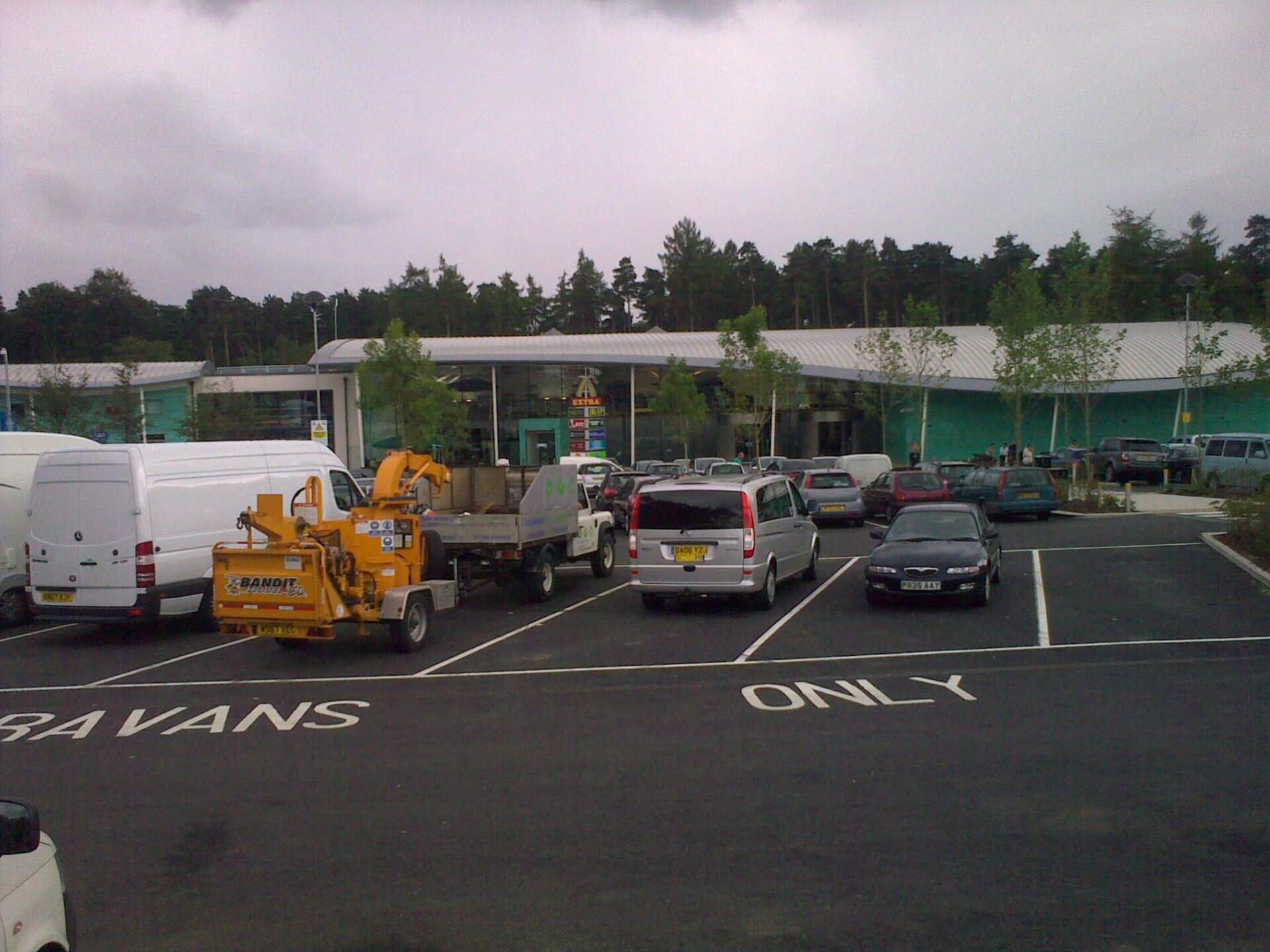 Beaconsfield – Motorway Services Area (2006)