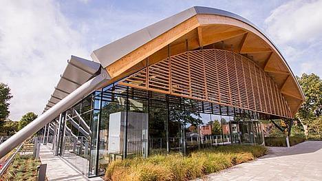 WWF HQ Sustainability (2006)