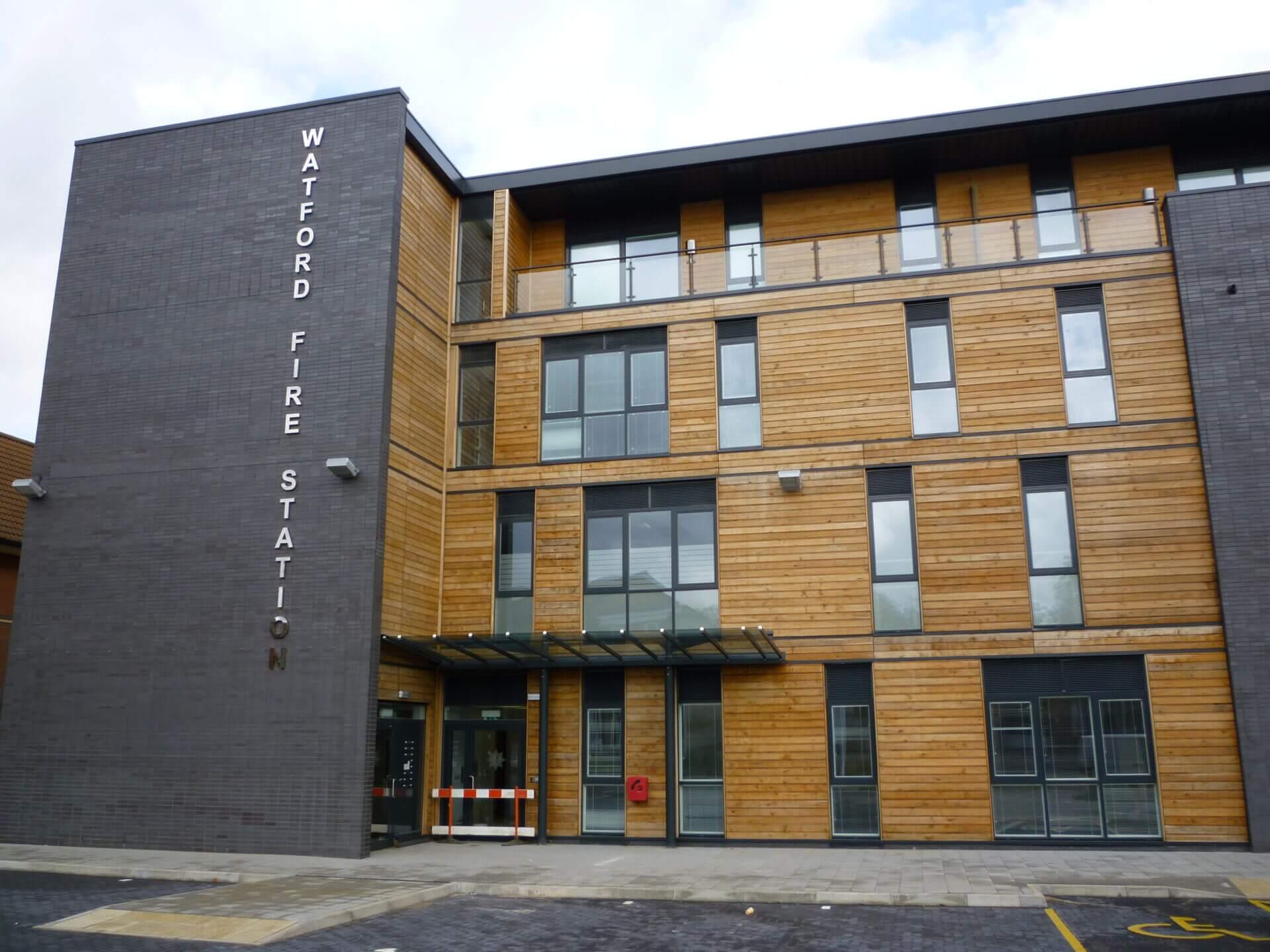 Watford – Watford Fire Station (2008)