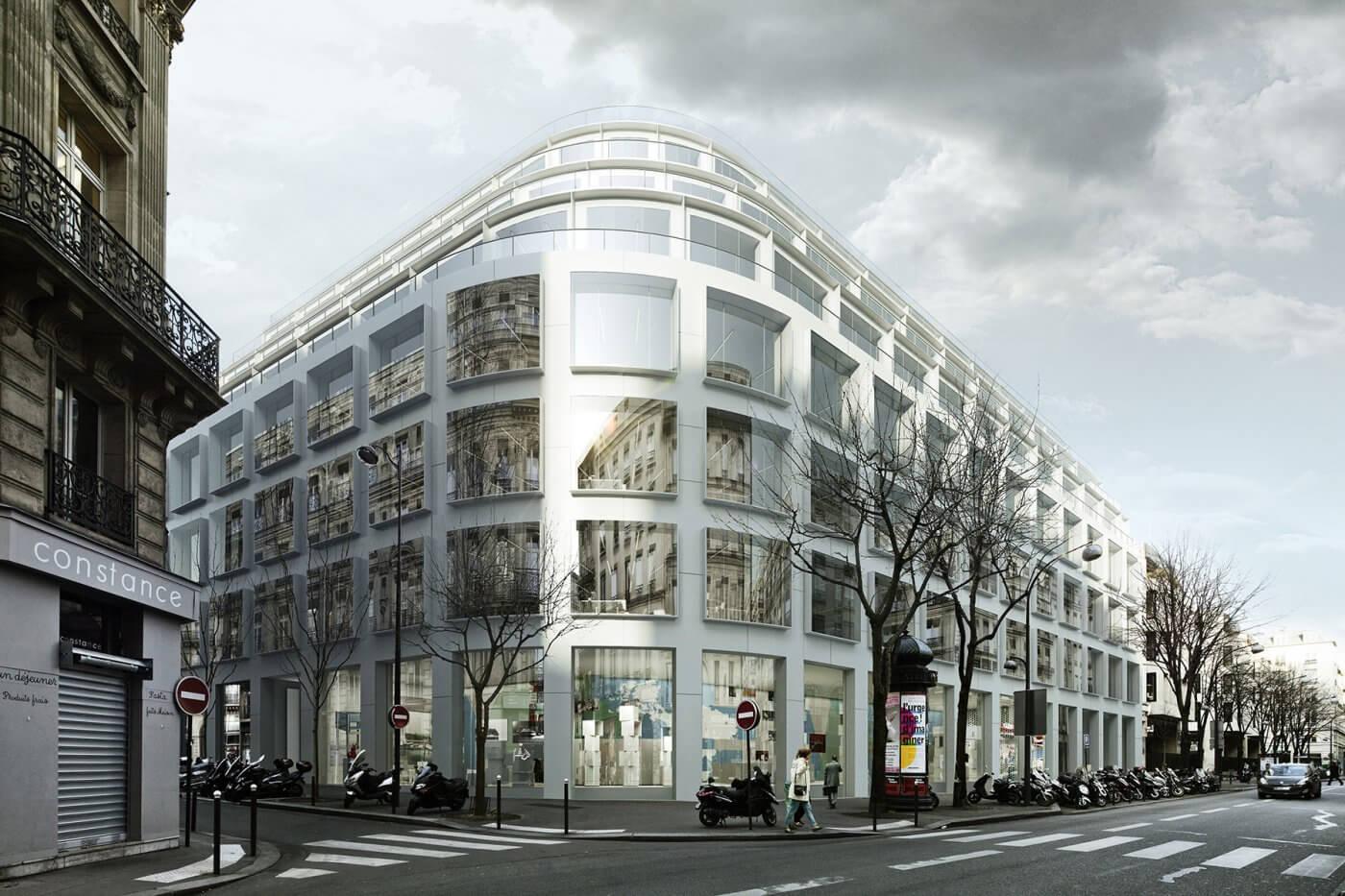 Paris – Bureaux SFL Cardinal (Paris 2014)