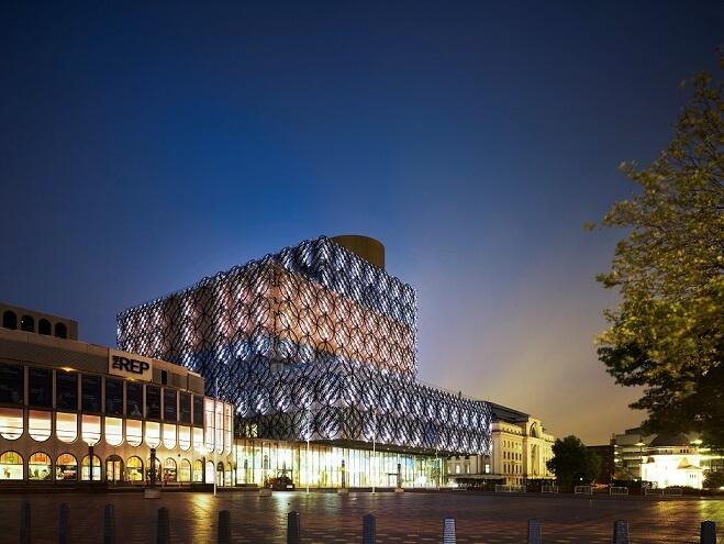 Birmingham – Library Theatre (2009)