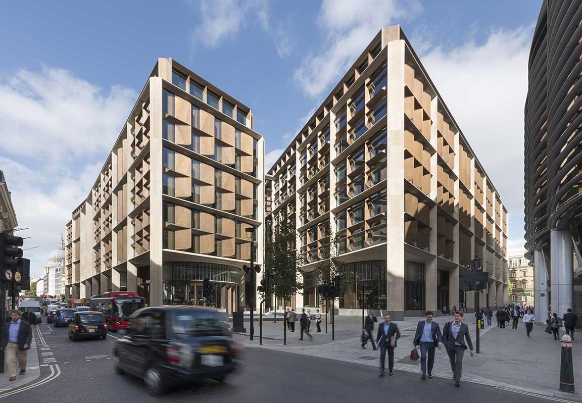 London – Bloomberg HQ