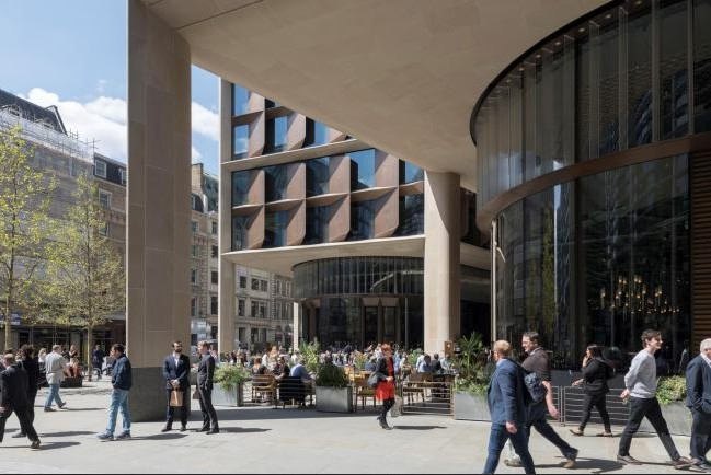 'World's most sustainable office' wins architecture prize