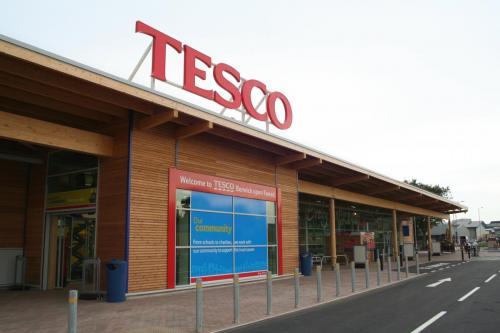 Berwick – Tesco Store (2010)