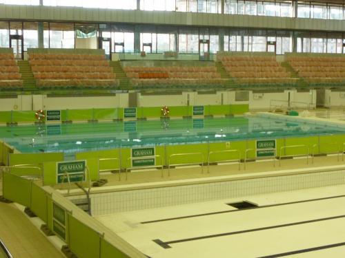 Edinburgh – Royal Commonwealth Swimming Pools (2011)