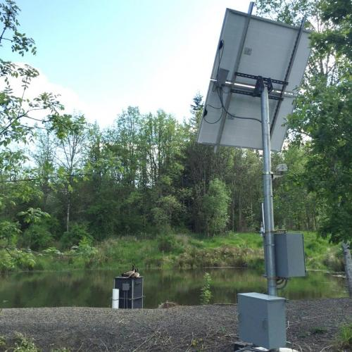 Opti for Clean Water Services, Oregon