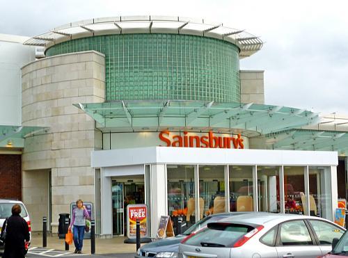Exeter – Sainsburys Store (2010)