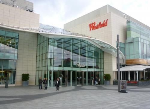 London - Westfield Shopping Center (2005)