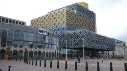 Birmingham – Library Theatre (2010)