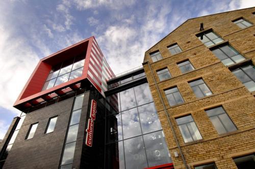Bradford – Culture Fusion Centre (2010)