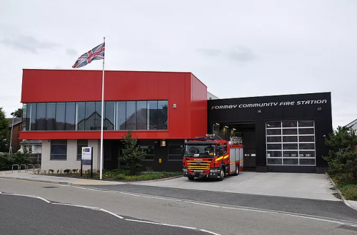 Formby – Formby Fire Station (2010)