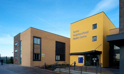 Liverpool – Speke Neighbourhood Health Centre (2010)