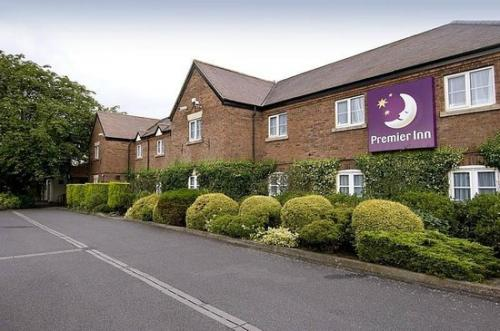 Tamworth – Premier Inn Hotel (2008)
